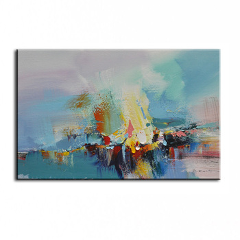 Original oil painting seascape hand-painted Home decoration painting famous  high quality Modern artists painting 18012806