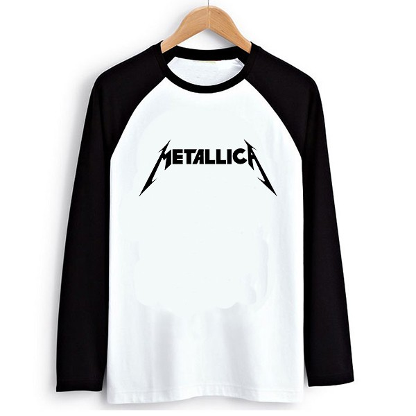 600PX Raglan Short Sleeve T-shirt Metallica 3