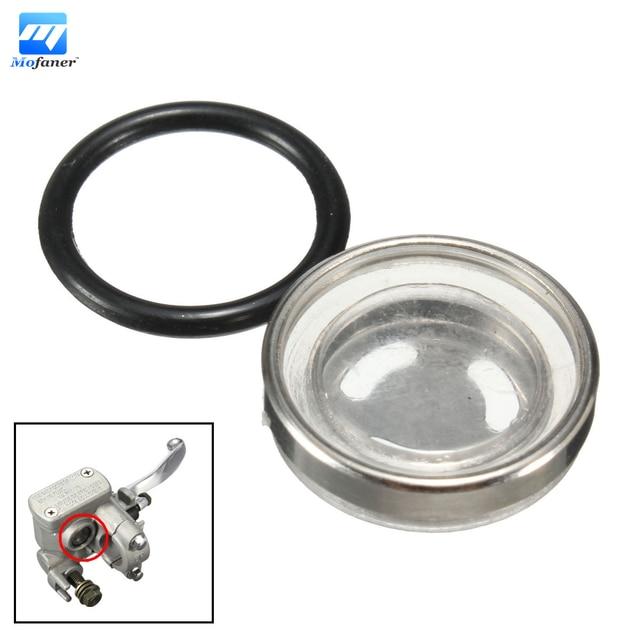 US $0 76 23% OFF|18mm Master Brake Cylinder Reservoir Sight Glass  Motorcycle Dirt Bike Gasket-in Brake Disks from Automobiles & Motorcycles  on