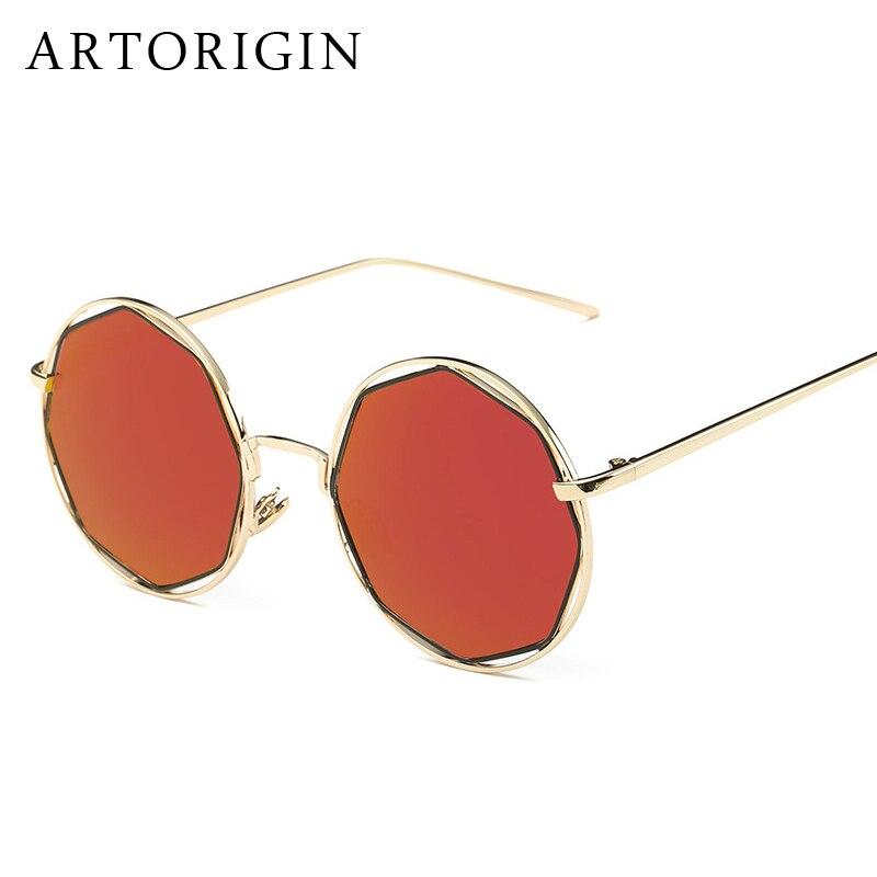 Octagon forma artorigin new arrival espelho óculos de sol das mulheres  óculos de sol projeto de metal vintage frame óculos uv400 oculos ao2046 em Óculos  de ... 0a22ce102e