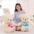 30 cm oso de peluche wiith la bufanda de peluche de felpa de juguete de regalo para niñas y niños, cumpleaños y fiesta de boda decoración