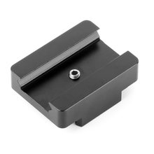 CNC Aluminum 20mm Mini Rail Mount for Hero 2/3/3+/4 for Xiaomi yi / Gitup /Sj4000 Camera Action Sports Cameras(China)