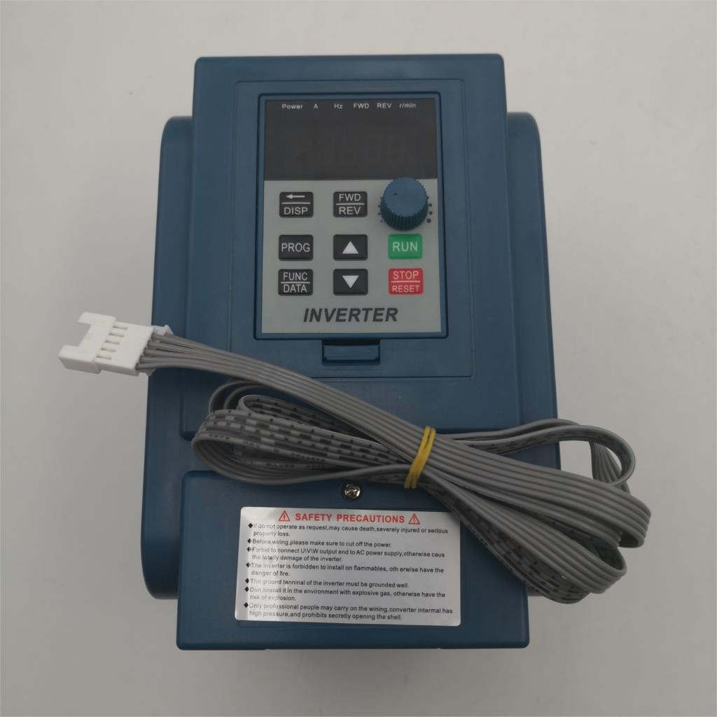 VFD AC 380V 750W/1.5kW/2.2KW/<font><b>4KW</b></font> Variable Frequency Drive 3-Phase Speed Controller Inverter <font><b>Motor</b></font> VFD Inverter pay ship image