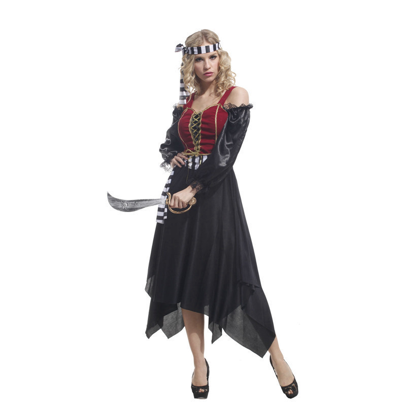christmas cosplay anime halloween costumes for women pirat pirate woman sexy adult Party caribbean carnival costume fancy dress