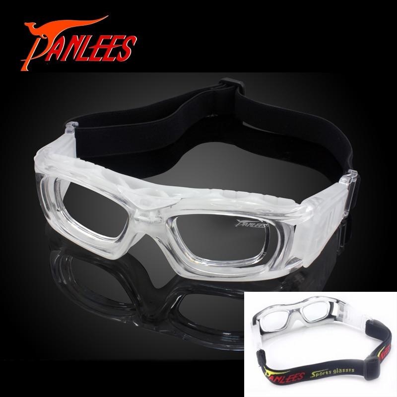 Brand Warranty! 2015 Anti-Impact Prescription Football Glasses Prescription Sports Glasses Frame Basketball Eyewear Free Shippin