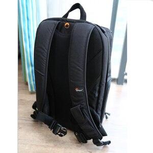"""Image 5 - Venda quente genuíno lowepro fastpack 250 fp250 slr câmera digital bolsa de ombro 15.4 """"polegadas portátil com todos os tempos capa chuva"""