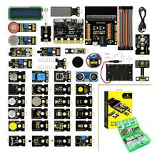 Keyestudio 37 in 1 Sensor Starter Kit With Micro:Bit Board for BBC MicroBit DIY Projects