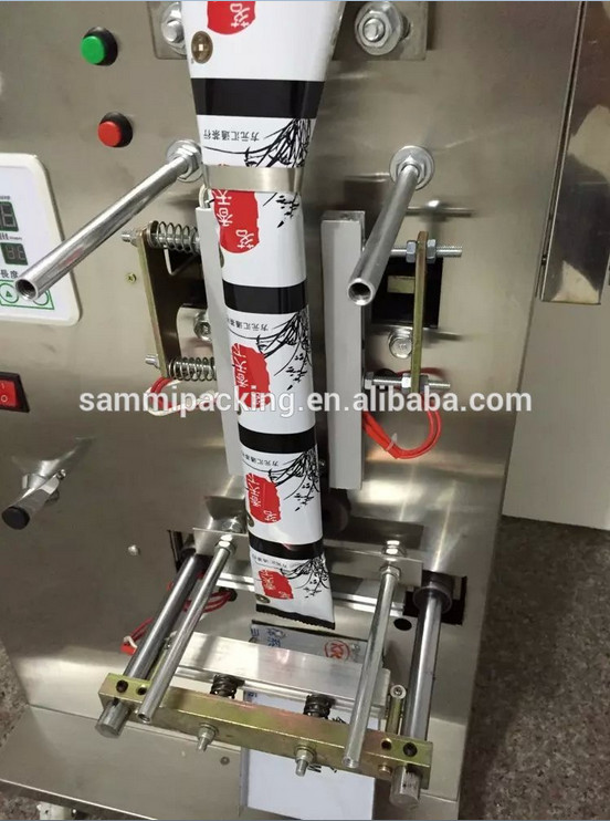 SMFZ-70 High Quality Automatic Small Sachet Powder,Sugar,Granules Filling and Sealing Machine,back seal with photocell