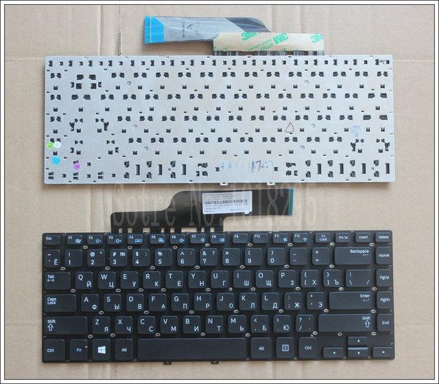 NEW Russian Keyboard for Samsung 355V4C 355V4X 355v4xC 355V4C-S10 PK130RV1A03 3445VX RU v135360AS1 BA59-03368C Black keyboard