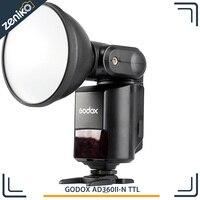 Godox AD360II N TTL On Off Camera Flash Speedlite 2 4G Wireless X System For Nikon