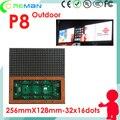 Alibaba выразить оптовая светодиодный матричный дисплей модуль smd p8 открытый 16*32 16x32 hub75, rgb видео светодиодный модуль знак открытый p4 p5