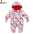 Baby Boy Girl Clothes Spring Autumn Winter Style Long sleeve 4-24 Months Newborn Baby Clothes Warm Baby Rompers 4 Colors