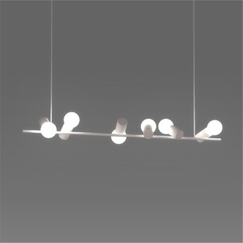New Modern Bird White Pendant Light Fixture Pendant Lamp Hanging Fixture Art Deco Living Room Bedroom Suspension PL62 new modern white red 65cm big bang suspension light pendant lamp bedroom dining room droplight fixture chandelier free shipping