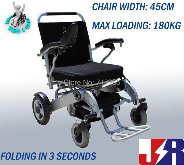 Новый стиль складывающейся инвалидной коляске максимальная