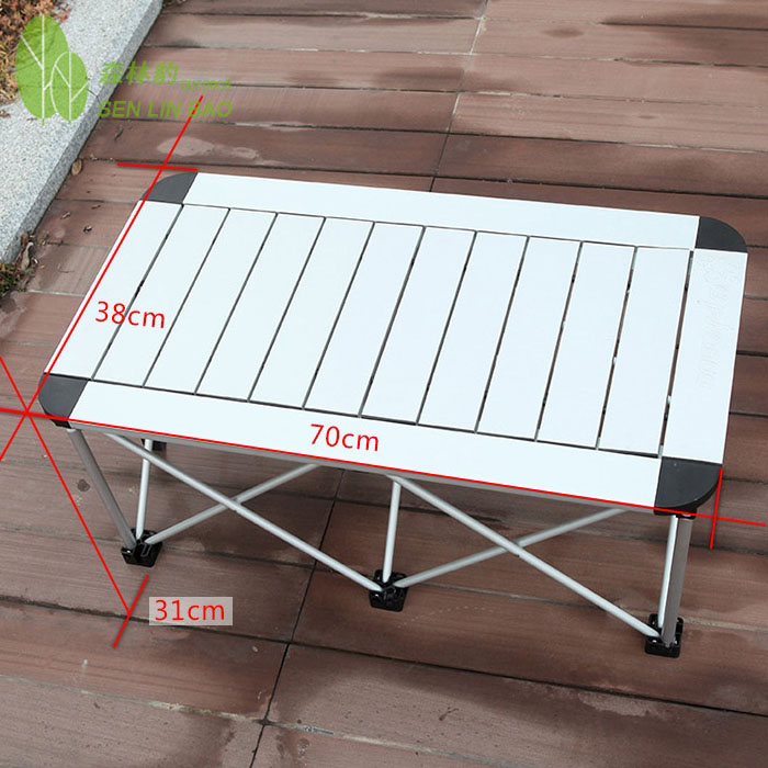 Outdoor Picnic Table And Barbecue Grill Portable Folding Tables Long Rectangular Small In From Furniture On