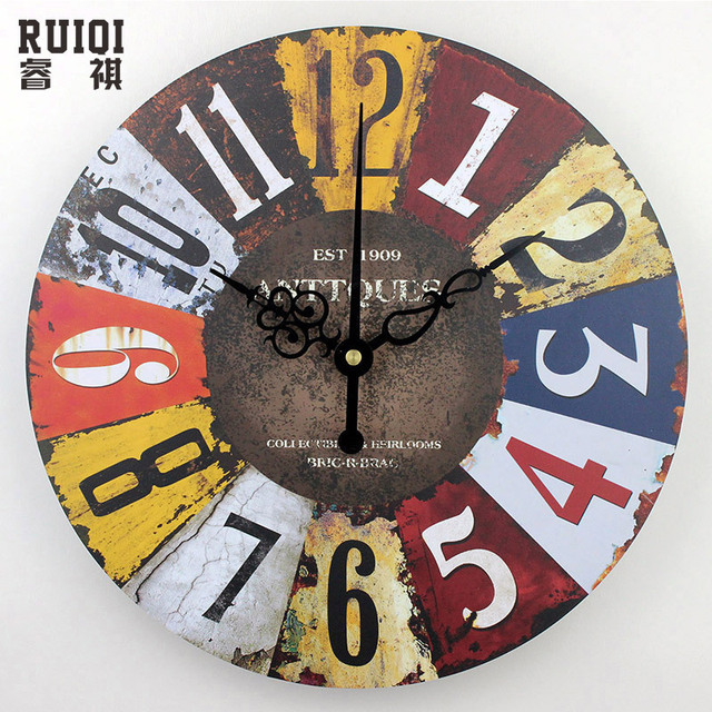 frozen large decorative wall clocks modern design silent Living Room Wall Clock wall watches home decor orologio parete