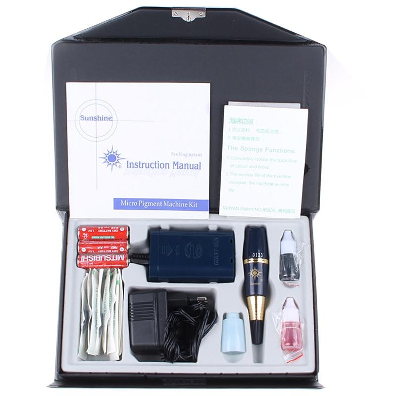 Kits permanents de machine de maquillage professionnels pour le - Tatouages et art corporel - Photo 6