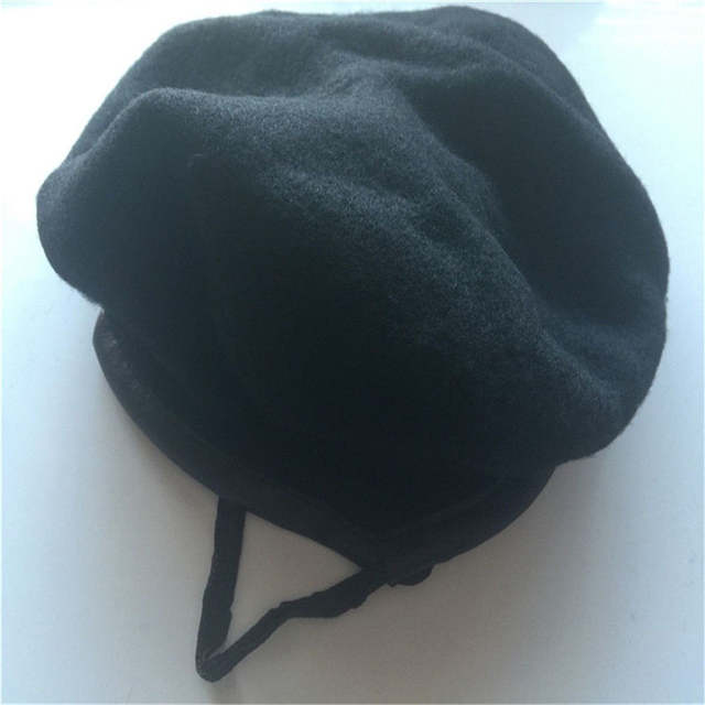 3bb71f39044 placeholder Takerlama New Men and Women Wool Beret Hat For Special Forces  Soldiers Death Squads Military Camp