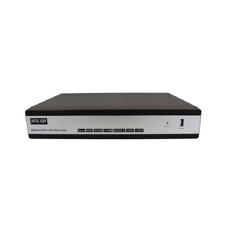 ФОТО 4CH HD AHD DVR 720P Real Time Audio Video Recorder P2P HDMI VGA Analog IP Camera