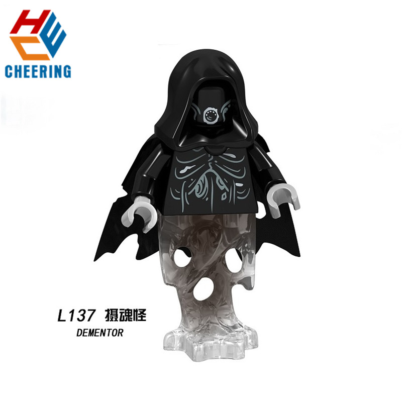 Single Sale Harry  Dementor  Character Building Blocks Bricks Model Figures Best Gift  For Children L137
