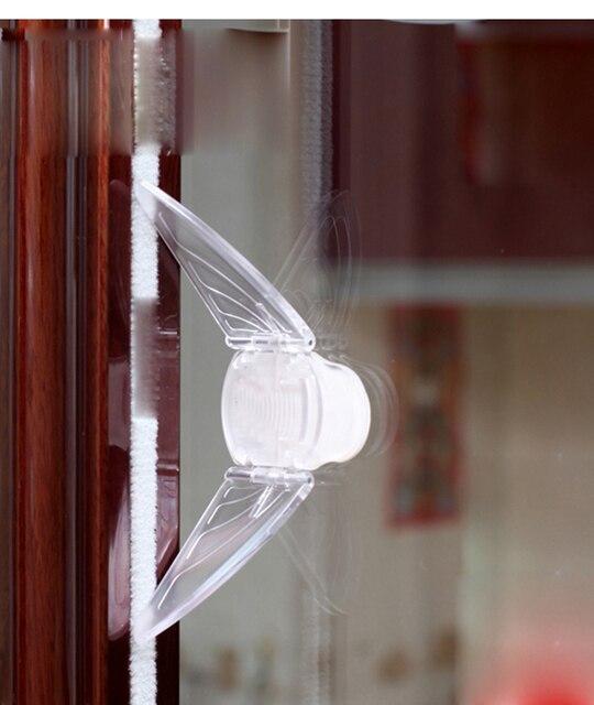 1 Шт. детская безопасность раздвижные оконные замки для безопасности детей дверь замок замок для безопасности детей замок окна Бесплатная Доставка