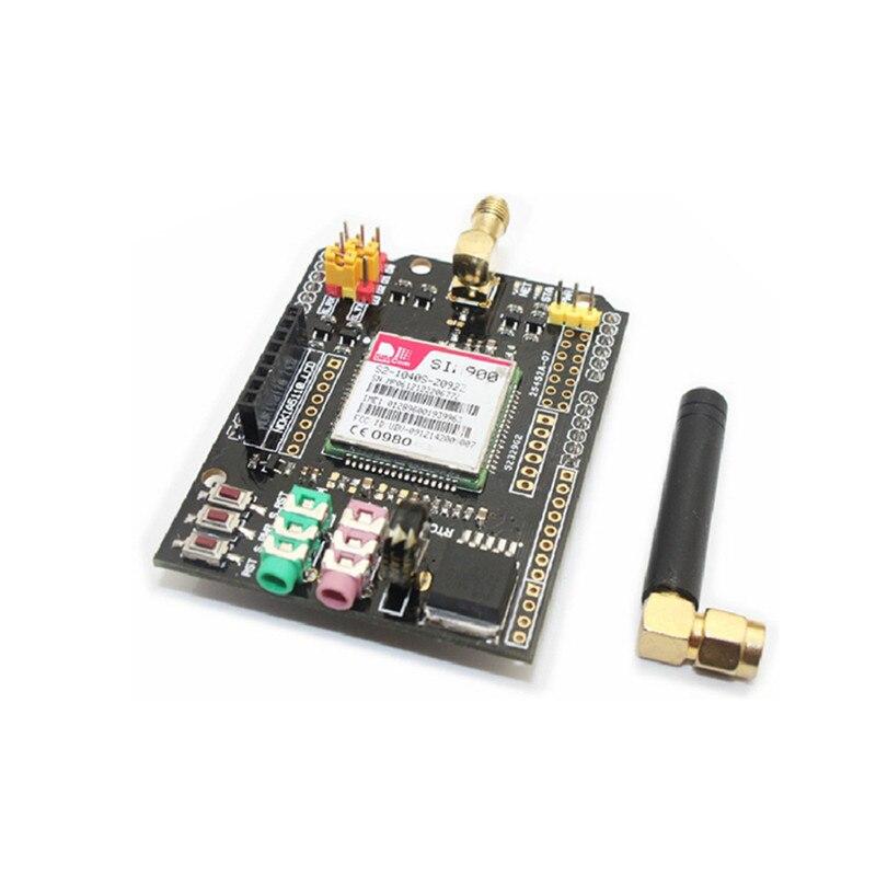 Module sans fil SIM900 de carte d'extension de bouclier de GSM/GPRS pour Arduino