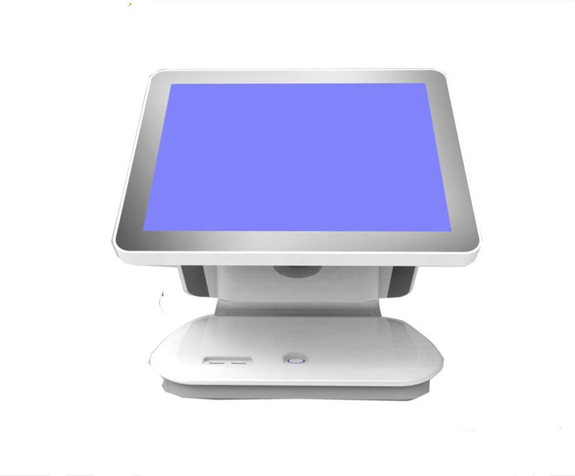 15.6-inch Touchscreen Cash Register POS All In One Pc With Camera For