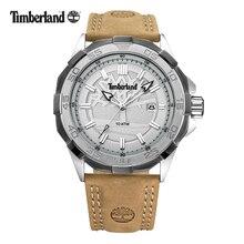 Timberland Orijinal Mens Saatler Kuvars Çok fonksiyonlu Takvim Haftası Ekran Suya Dayanıklı 330 Metre erkek Saatler T14098