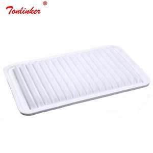 Image 1 - Car External Air Filter 17801 0P040 Fit For Toyota Highlander 2.7/ 3.5 Model 2009 2015 Campy 2001 2006 2.4 3.0 Car Accessoris