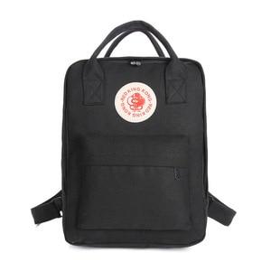 Canvas Backpacks Multifunction