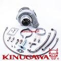 "Kinugawa Ball Bearing Billet Turbocharger 3"" GTX2867R 53.9 mm AR.73 T3 V-Band External"