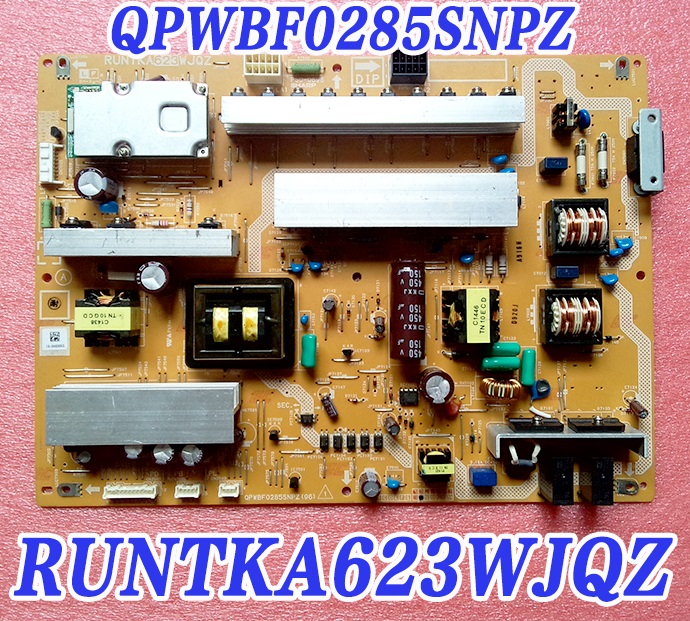 LCD-40LE700A power supply QPWBF0285SNPZ RUNTKA623WJQZ is used lcd 32d500a power supply runtka673wjqz jsi 321001 is used
