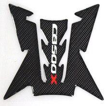 Бесплатная доставка k-ctpp-34 углерода 3d adesivi стикера эмблемы защиты бак площадку cas cap fit honda cb500x