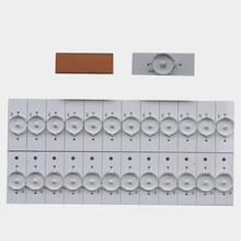 Led TV lighting lamp beads 3V brand-new for TCL ROWA Creative Wilson Konka CHANGHONG assembly machine стоимость