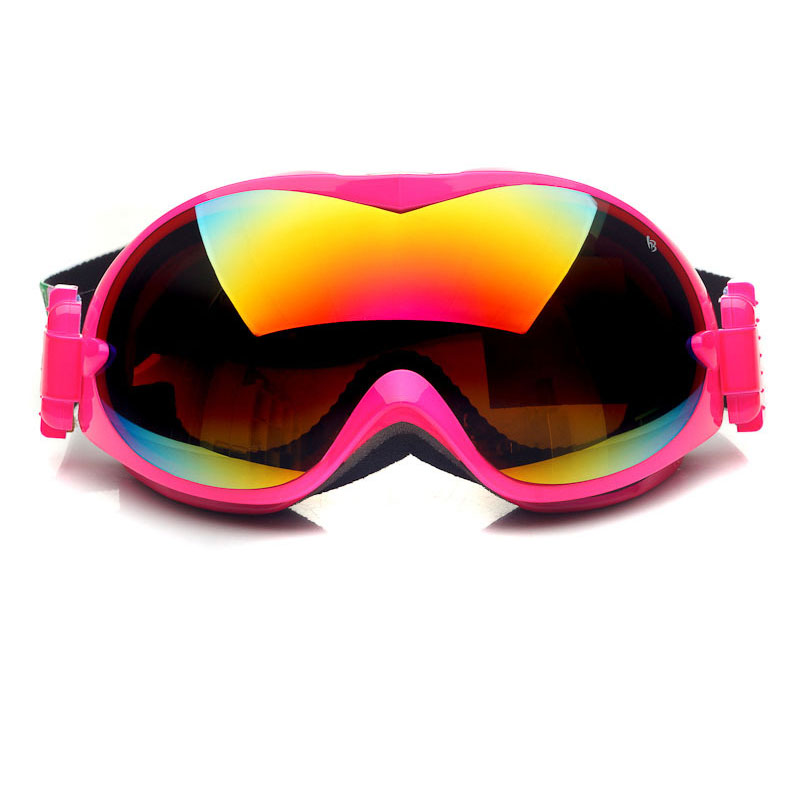 Men Women Winter Outdoor High Quality Ski Glasses UV Protection Anti-Bright Light Ski Eyewear Equipment Double Anti-fog Goggles topeak outdoor sports cycling photochromic sun glasses bicycle sunglasses mtb nxt lenses glasses eyewear goggles 3 colors