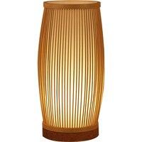 Oriental Bamboo Art Table Lamp E27 Modern Simple Living Room Bedroom Study Restaurant Decoration Night Light Desk Lamp Bedside