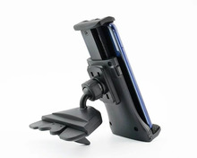 Portable Rotary Car CD Slot Dash GPS Tablet Mobile Phone Mount Stand Holders For Asus Zenfone AR ZS571KL,Zenfone 3 Max ZC520TL