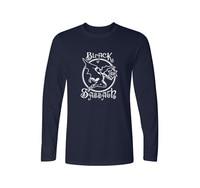 Autumn Fashion Black Sabbath T Shirt Men Heavy Metal Rock Band T Shirt Long Sleeve Cotton