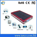 Factory Price new universal 8000mah solar power bank