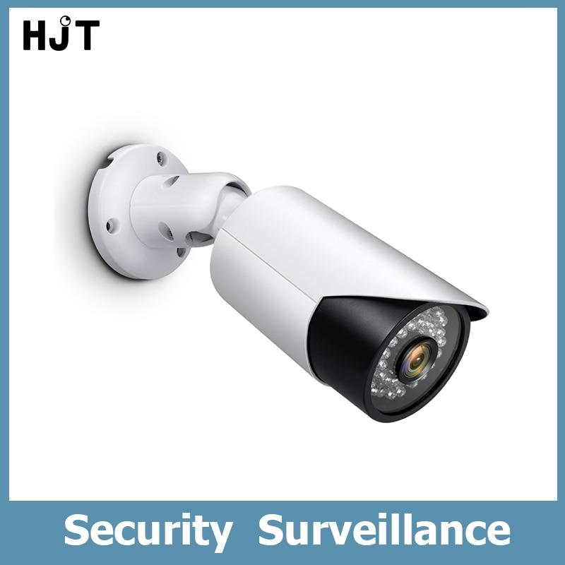 HJT  IP Camera H.264 1080P Sony IMX323 2.0MP wired P2P Waterproof  Outdoor Security Onvif 2.1 IR Night Vision SurveillanceHJT  IP Camera H.264 1080P Sony IMX323 2.0MP wired P2P Waterproof  Outdoor Security Onvif 2.1 IR Night Vision Surveillance