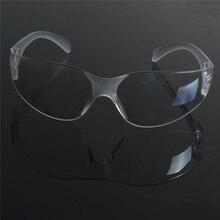 Новый 1 шт. Предметы безопасности Очки лаборатории Защита Глаз защитные очки прозрачные линзы на рабочем месте Защитные очки поставки