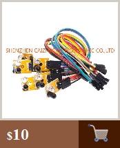 1 шт. DS18b20 посылка из нержавеющей стали, водонепроницаемый датчик температуры DS18b20, датчик температуры 18B20 для Arduino