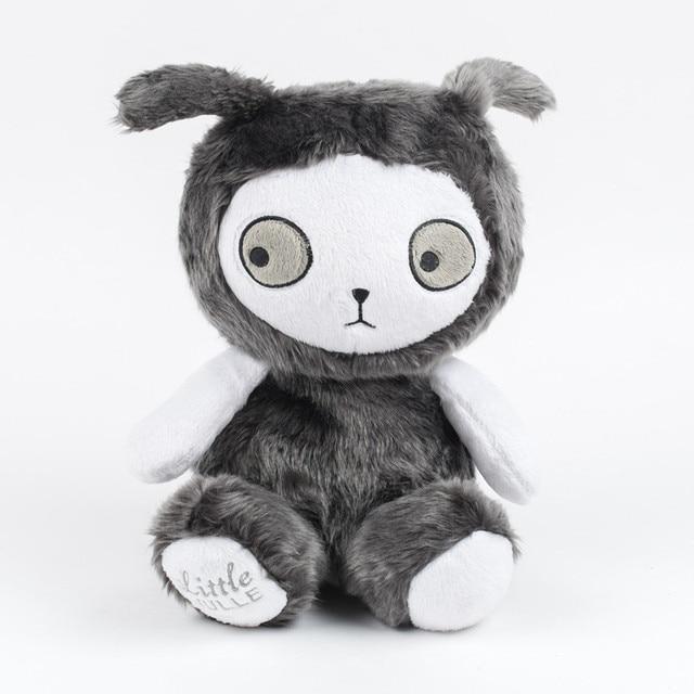 Новый 30 см кроличьем меху Игрушечные лошадки мягкие Животные Куклы детские мягкие куклы Juguetes Подушки Рождество подарок на день рождения