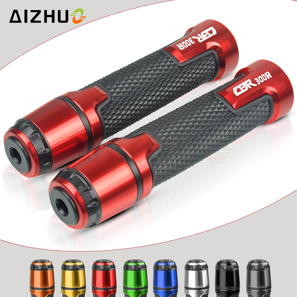 Motorcycle Racing Grips Handle Ends Handlebar Grip Handle Grips For HONDA CBR300R/CB300F/FA CBR300 R 2014-2018 2017 2016 2015