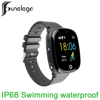 Funelego HW11 Pedometer Smart Watch Waterproof Smartwatch Children SeTracker Wearable Device GPS SOS Call Kids Safe For Android