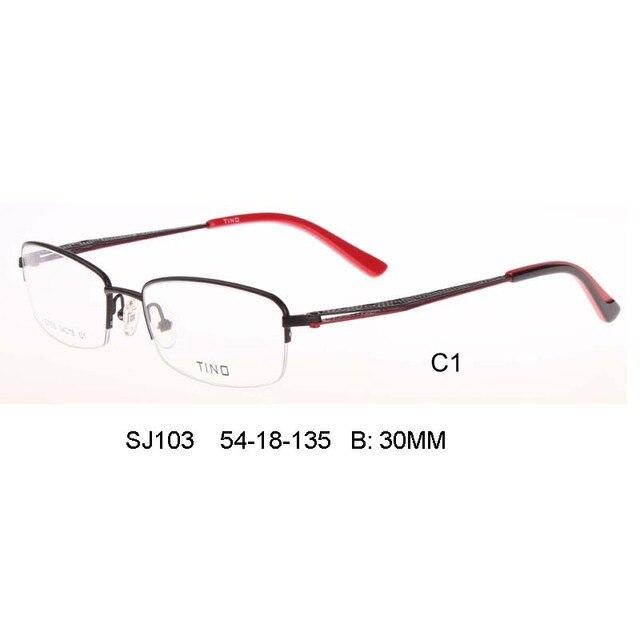 Nuevo diseño de gafas de Moda marco miopía gafas anteojos ópticos ...