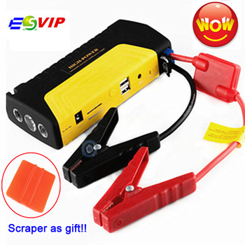 New Smart Car Jump Starter for Petrol Car Battery Charger Emergency Discharge Auto Starting High Power Pack Bank Car Booster