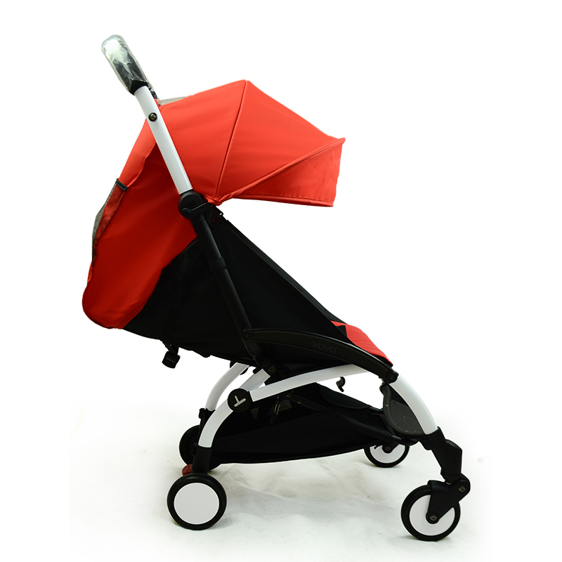 Lightweight Foldable Baby Stroller 5 8kgs 175 Degrees Infant Trolley Pushchair Travel Folding Baby Stroller Buggy
