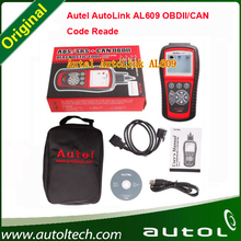 2016 Top-Rated Free Shipping Autel AutoLink AL609 ABS CAN OBDII Diagnostic Tool Diagnoses ABS System Codes Internet Updatable