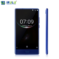 IRULU DOOGEE MIX Android 7 0 MTK Helio P25 Octa Core 6GB 64GB Fingerprint Bezel Less